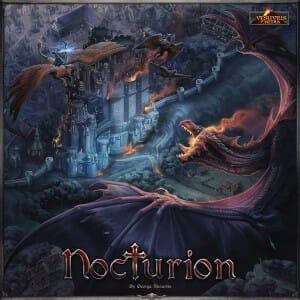 Nocturion cover jeu