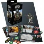 Star Wars Légion - Boba Fett-Materiel-Jeu-de-societe-ludovox