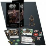 Star Wars Légion - Chewbacca-Materiel-Jeu-de-societe-ludovox