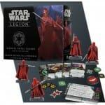 Star Wars Légion - Gardes Royaux-materiel-Jeu-de-societe-ludovox