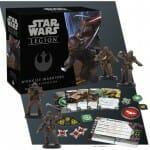 Star Wars Légion - Guerriers Wookies-materiel-Jeu-de-societe-ludovox