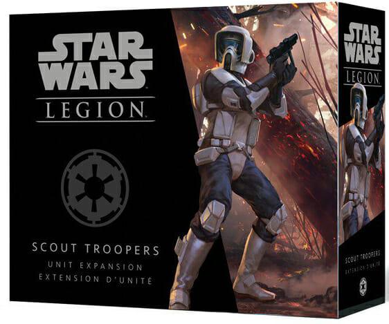 Star Wars Légion - Scout Troopers-Couv-Jeu-de-societe-ludovox