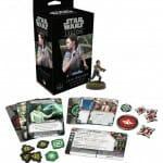 Star Wars Legion - Leia Organa Commander Expansion-Materiel-Jeu-de-societe-ludovox