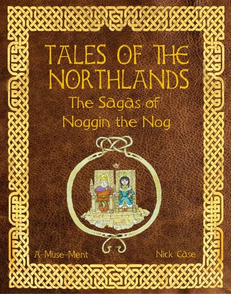 Tales of the Northlands The Sagas of Noggin the Nog ludovox jeu