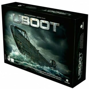 Uboot : the board game