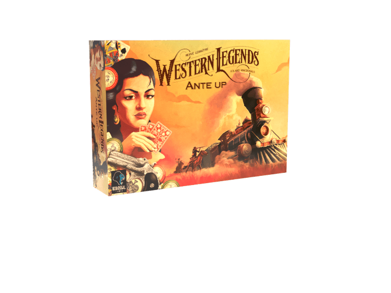 Western Legends Ante Up jeu extension