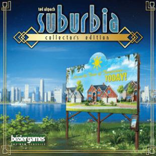 Suburbia collector bientôt sur Kickstarter