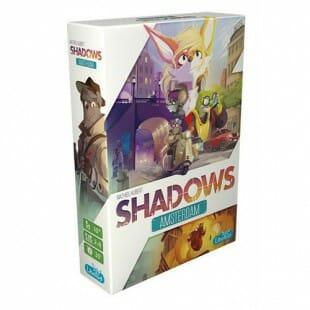 Shadows Amsterdam : Je suis l'ombre de ton chien