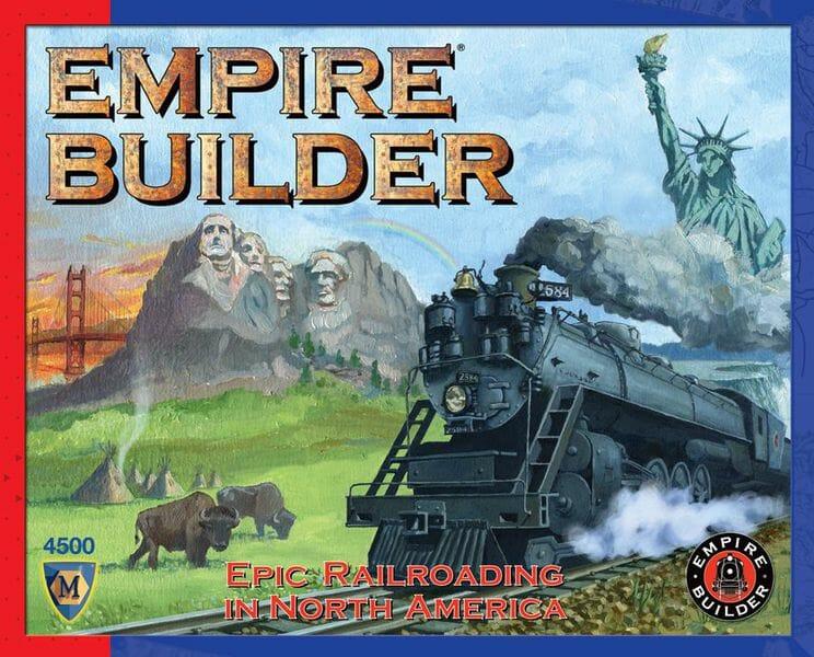 empire builder revisité jeu