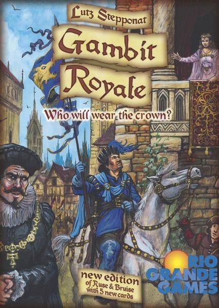 gambit royal jeu
