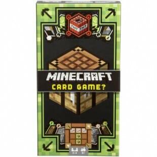 Minecraft card game?