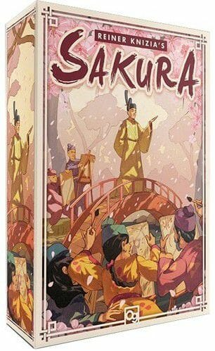 sakura jeu knizia ludovox origames