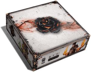 Black Rose Wars ludovox