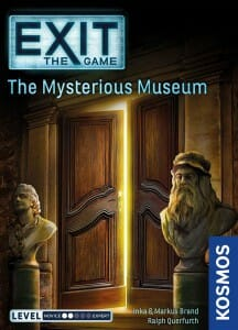 Les Catacombes de lEffroi 1 D/écapsuleur Blumie Le Mus/ée Myst/érieux Lot de 3 Jeux Exit : Le Manoir Sinistre