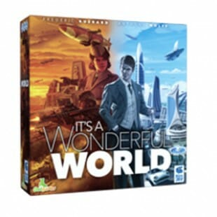 Le test de It's a Wonderful World