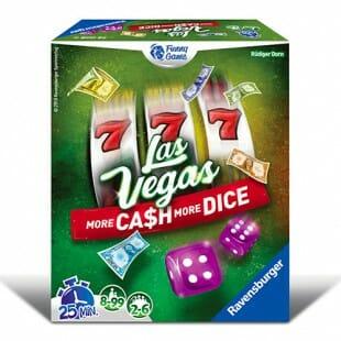 Las Vegas : More Ca$h More Dice
