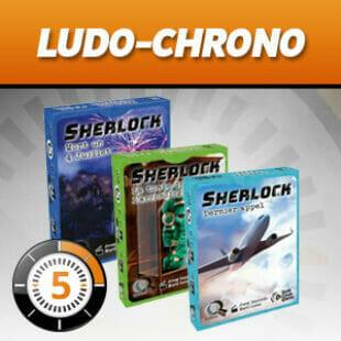 LUDOCHRONO – Q-System – Sherlock