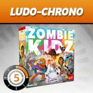 LUDOCHRONO – Zombie Kidz Évolution