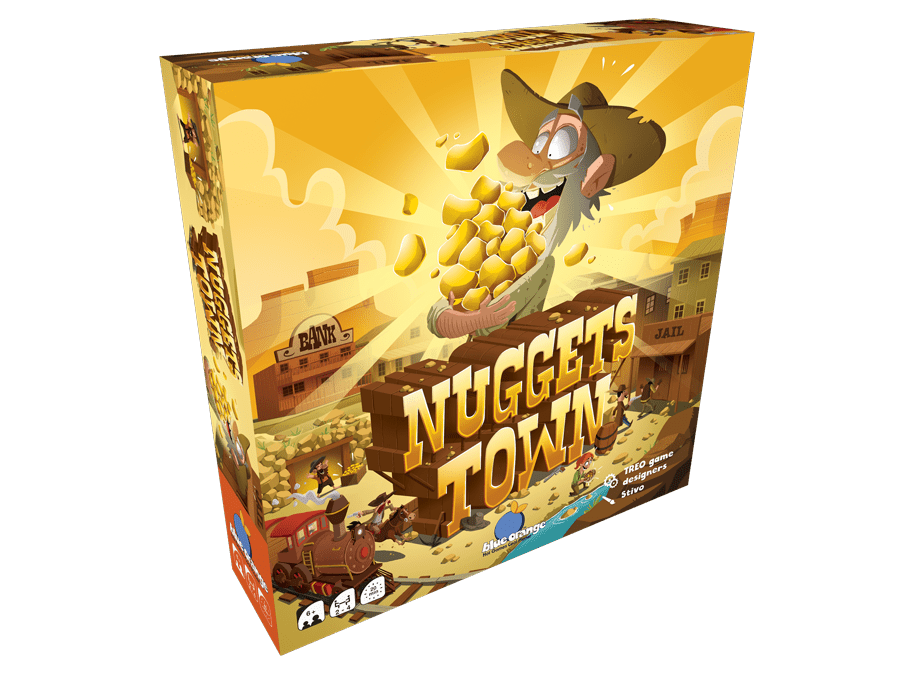 NUGGETS TOWN