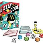 Stay Cool jeu scorpion masqué