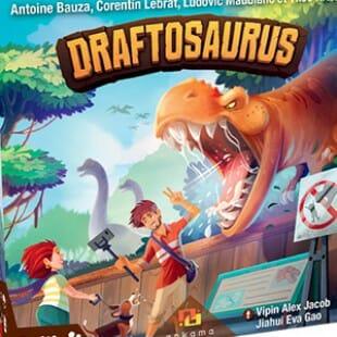 Draftosaurus : du draft et des dinos