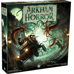 Horreur à Arkham, troisième !