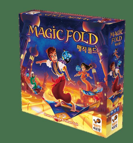 magic fold jeu de societe ludovox