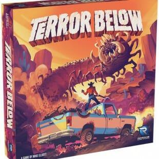 Le test de Terror Below