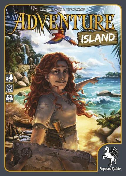 Adventure Island jeu