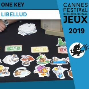 FIJ 2019 – One Key – Libellud