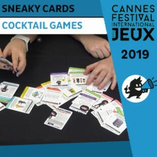 FIJ 2019 – Sneaky Cards – Cocktail Games