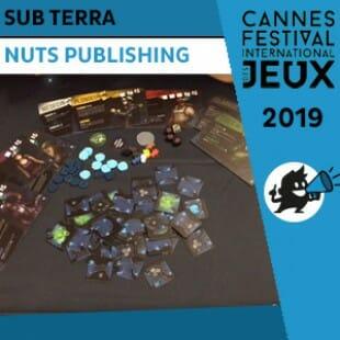FIJ 2019 – Sub Terra – Nuts Publishing