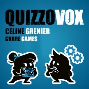 QuizzoVox – Céline Grenier – Grrre Games
