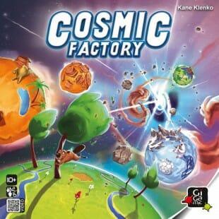 Cosmic Factory : chaos, osmos…