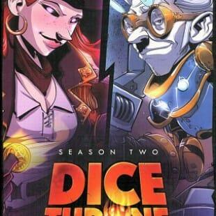 Dice Throne Season 2 – Cursed Pirate vs. Artificer