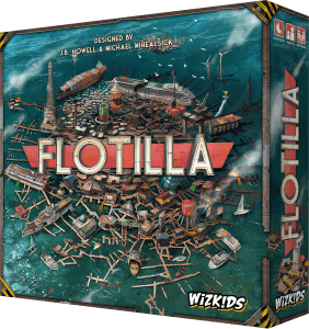flotilla jeu