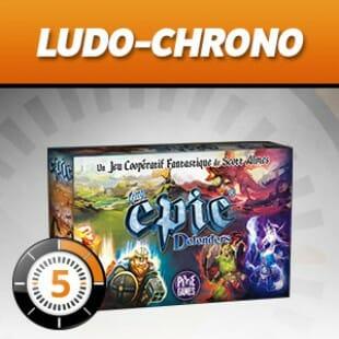 LudoChrono – Tiny Epic Defenders
