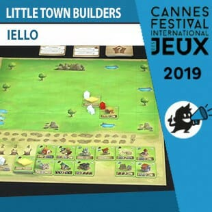 FIJ 2019 – Little Town – Iello