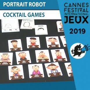 FIJ 2019 –  Portrait Robot – Cocktail Games