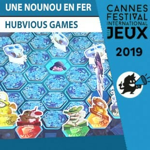 FIJ 2019 – Une Nounou En Fer – Hubvious Games