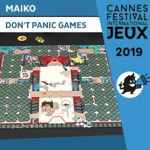FIJ 2019 – Maiko – Don't Panic Games