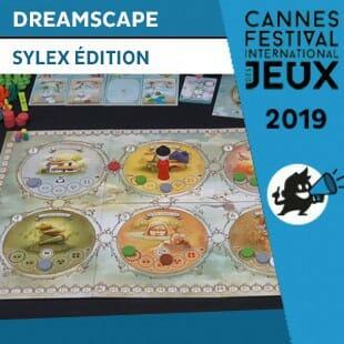 FIJ 2019 – Dreamscape – Sylex édition