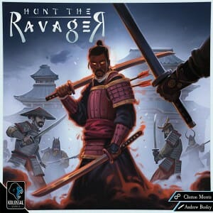 Hunt the Ravager jeu