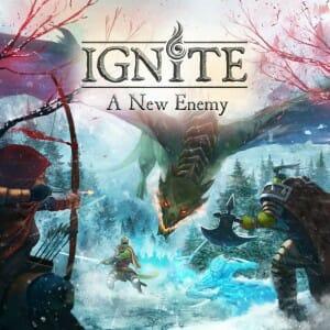 Ignite a new enemy