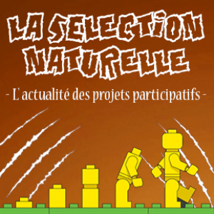 Participatif, la sélection naturelle N° 109 du lundi 15 avril 2019