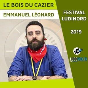 Ludinord 2019 – ProtoChrono – Le bois du Cazier