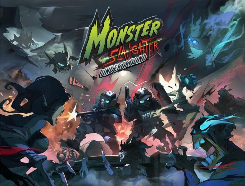 Monster Slaughter Underground jeu
