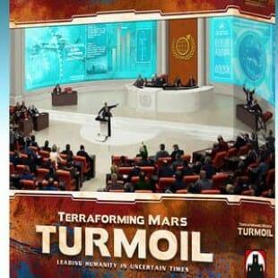 Terraforming Mars: Turmoil – Tourmente sur Kickstarter