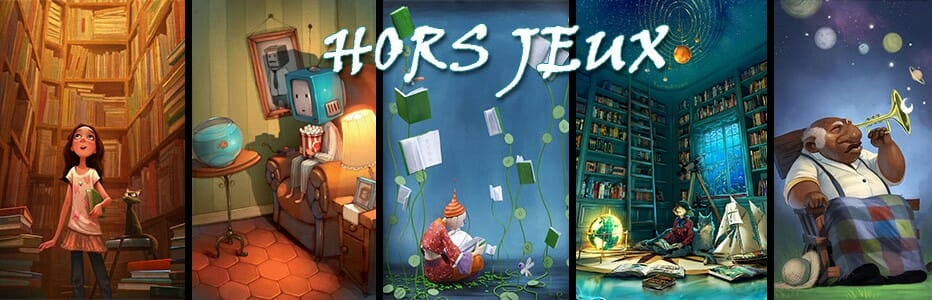 HORS JEUX #2 | FILM, ROMAN, EXPO, GEEKERIE… | DU #J2S HORS TABLE