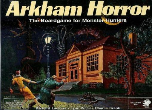 Arkham Horror 1987